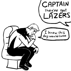 Captain Lazers